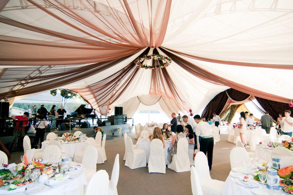 Идеальное место свадьбы