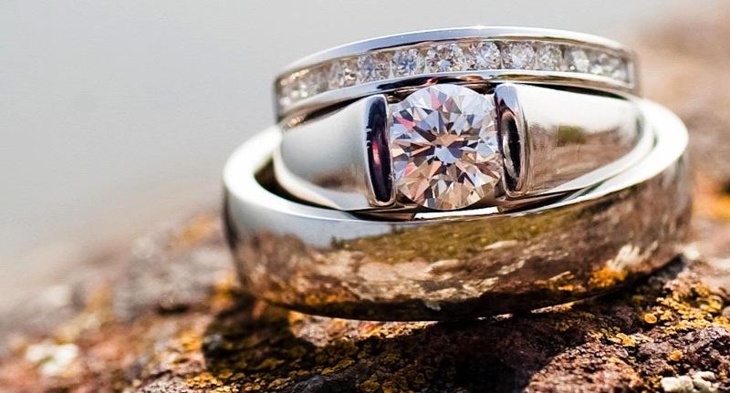 Обручальные кольца – прошлое и настоящее обручальных колец