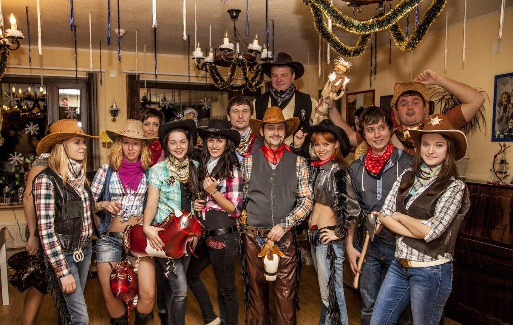 Настоящая ковбойская вечеринка. Идеи по организации