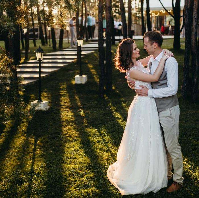 Свадьба Дениса и Леси