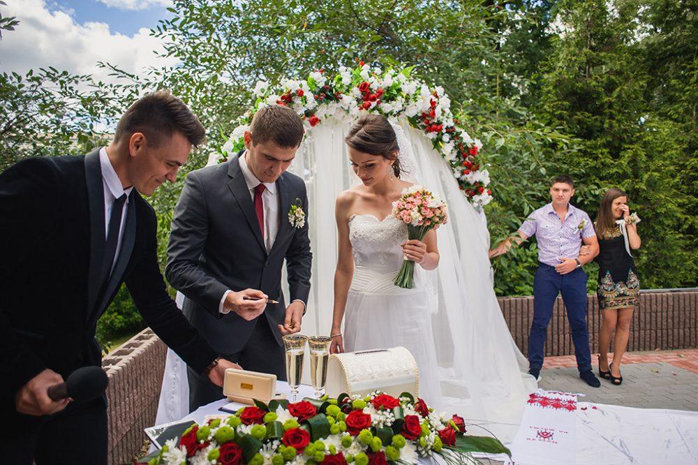 Свадьба Елены и Виталия