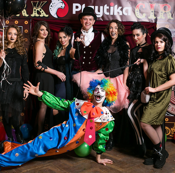 Playtika Dark Circus