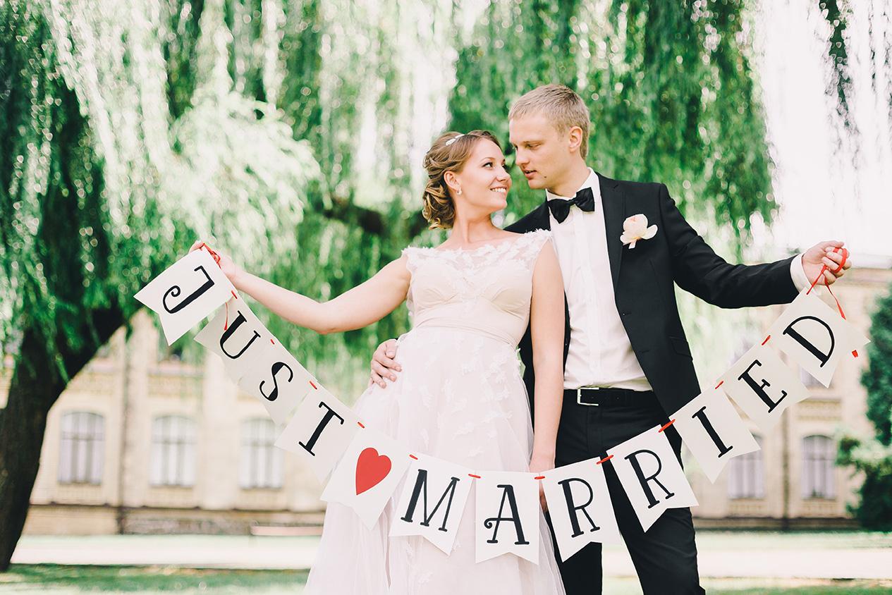 Интересный взгляд на свадебные традиции