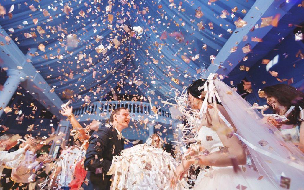 Шоу-программа на свадьбе - Статья ведущего Антона Белого