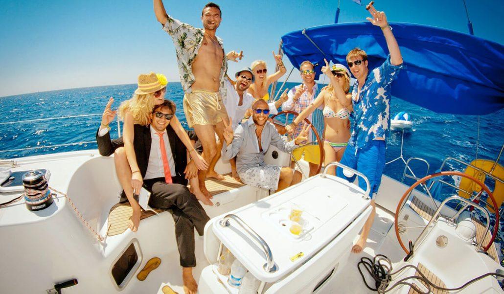 Корпоративный отдых: различные варианты - статья Антона Белого